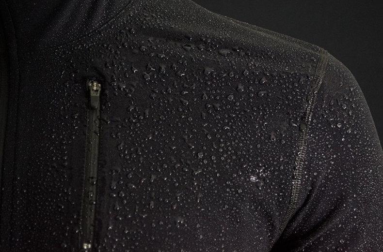 完全防水自転車ウェア。SEALSKINZ Waterproof ジャケット