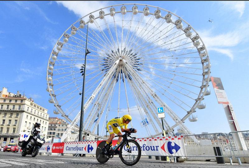 2017ツール・ド・フランス第20ステージ感想。
