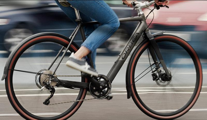 Orbeaの電動自転車GAIN