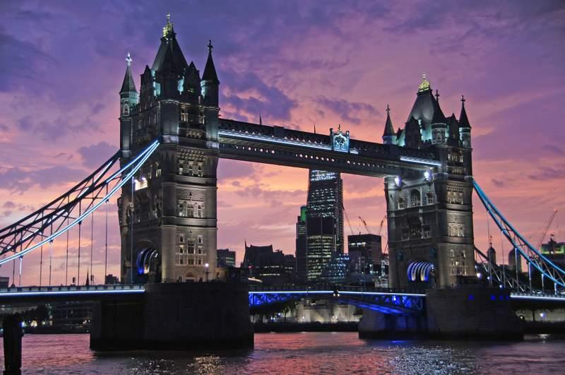 ロンドンと自転車