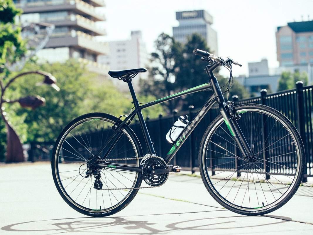 Giantのロードバイク