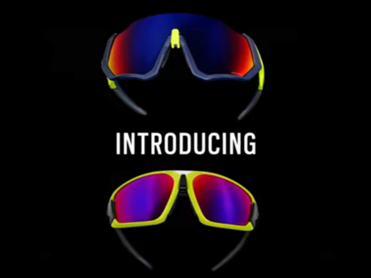 Oakleyの新ロードバイク用サングラス「Flight Jacket」と「Field Jacket」。そしてピーター・サガン愛用のSpeedcraftのサングラス。
