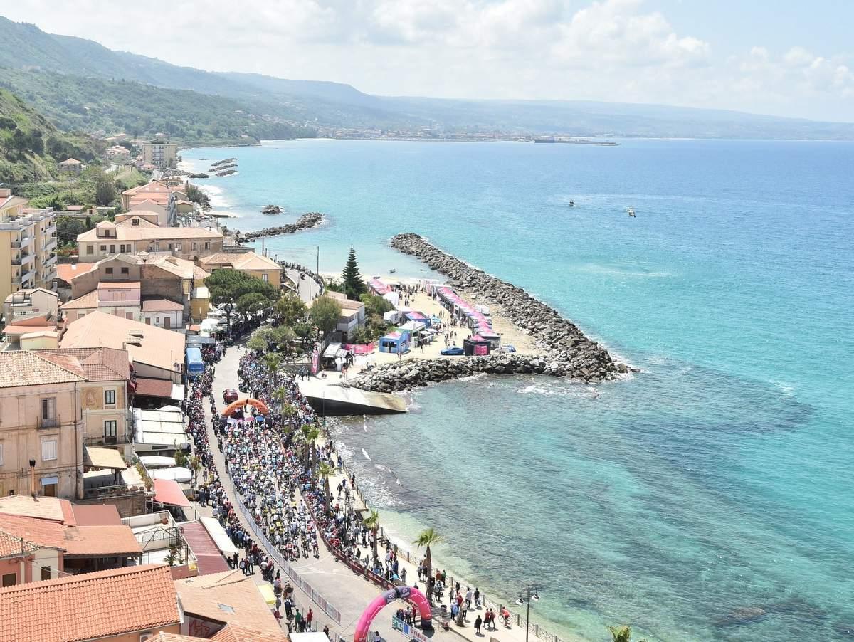 ジロ・デ・イタリア第7ステージ