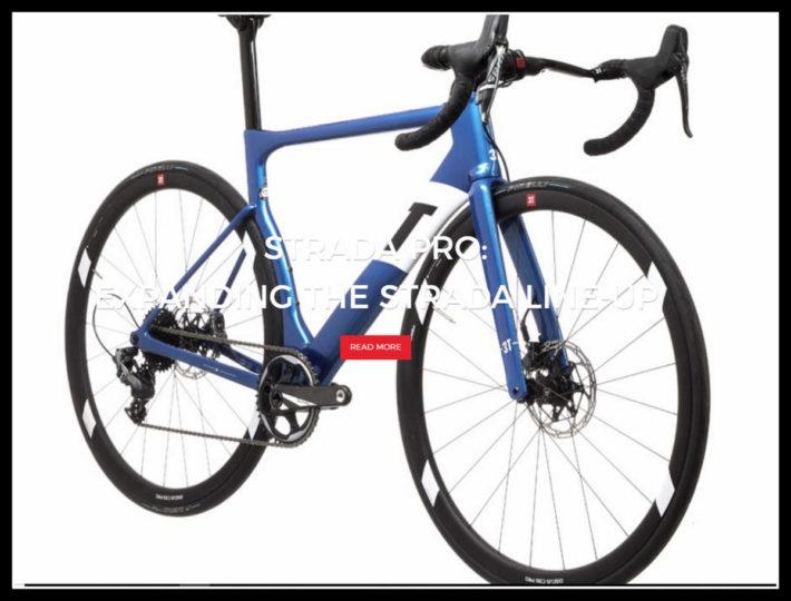 ロードバイク3T STRADA PRO