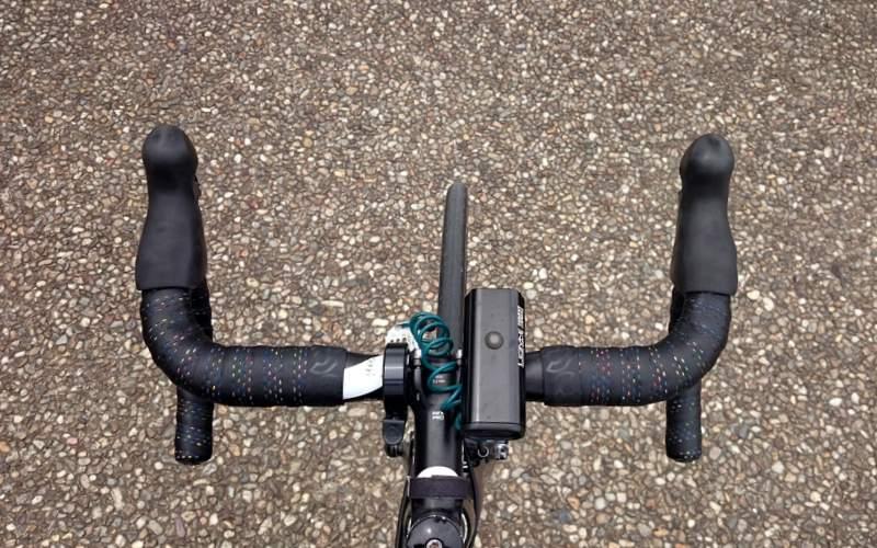 ロードバイクのバーテープ、Cinelli Caleido Ribbon