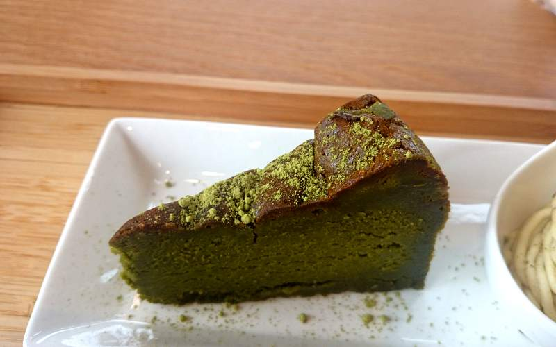 奈良のカフェ「水仙月」
