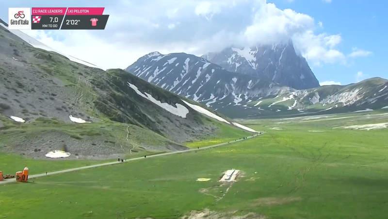 ロードバイクとロードレース。ジロ・デ・イタリア第9ステージ