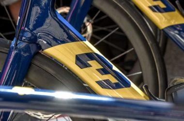 3Tのエアロロードバイク。