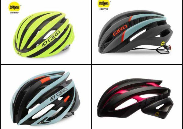 Giro Cinder、Stynthe、Aeon WF、そしてBell Zephyr