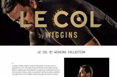 Le Col by Wiggins