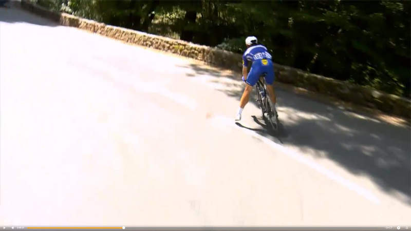 2018ツール・ド・フランス第16ステージ。