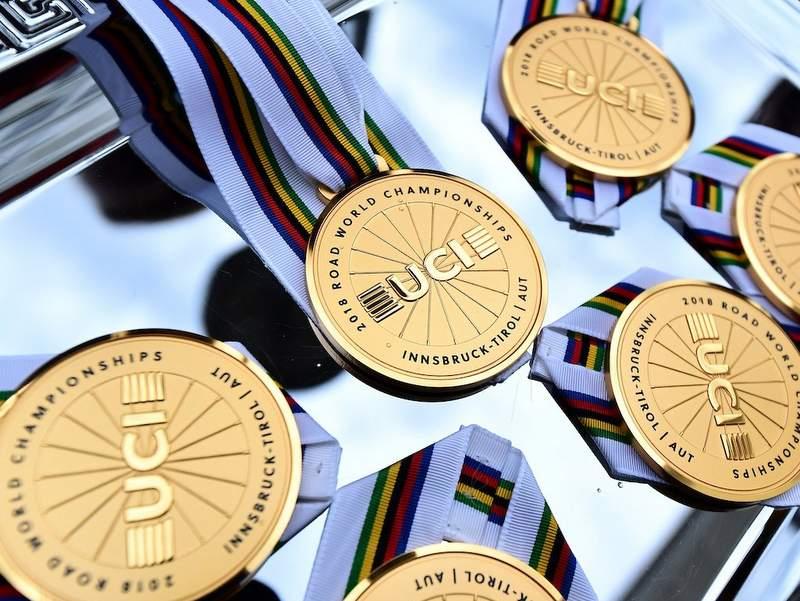 UCI2018世界選手権ロードレース