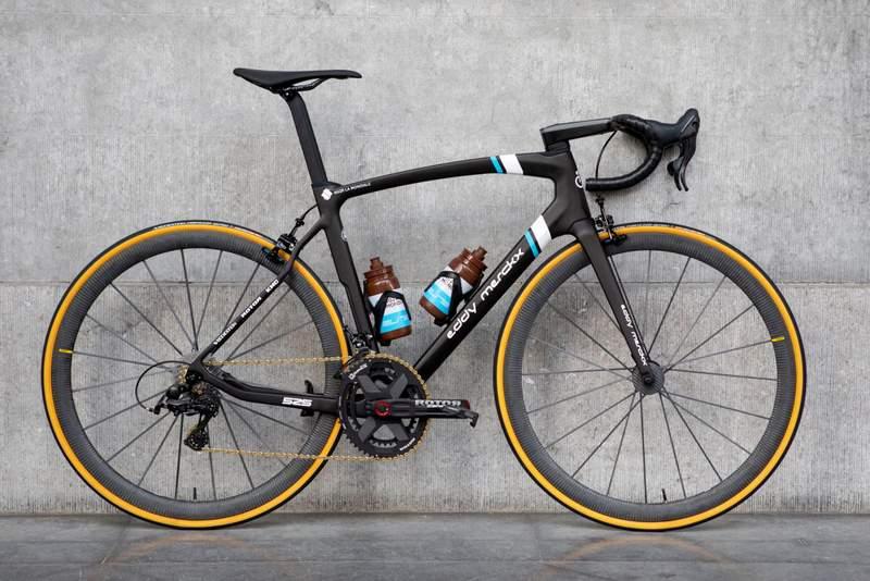 Eddy Merckx 525 AG2R仕様