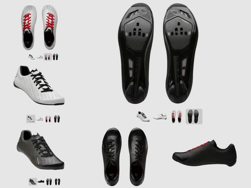 PEARL iZUMi Tour Road Shoes