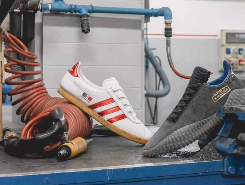【限定モデル】AdidasとColnagoのコラボスニーカー