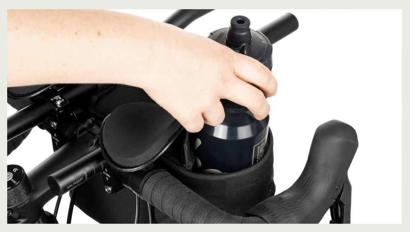 ApiduraのバイクバッグRacingシリーズ