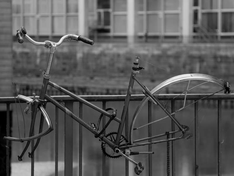 ロードバイク盗難