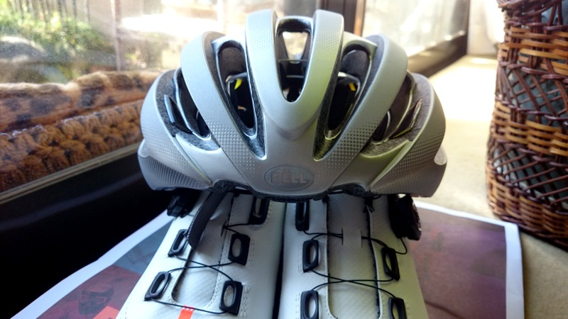 Bell Zephyr(Z20)ヘルメット