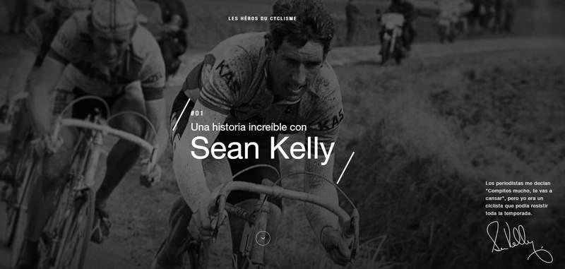 Mavic Sean Kellyコレクション