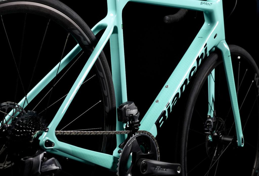ロードバイクBinachi Sprint