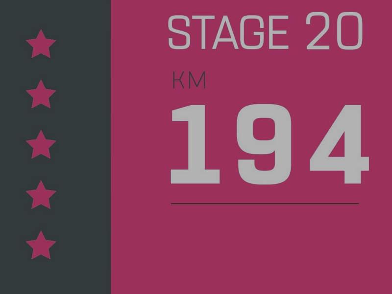 【2019ジロ】最後の山!本日の第20ステージのコース概要