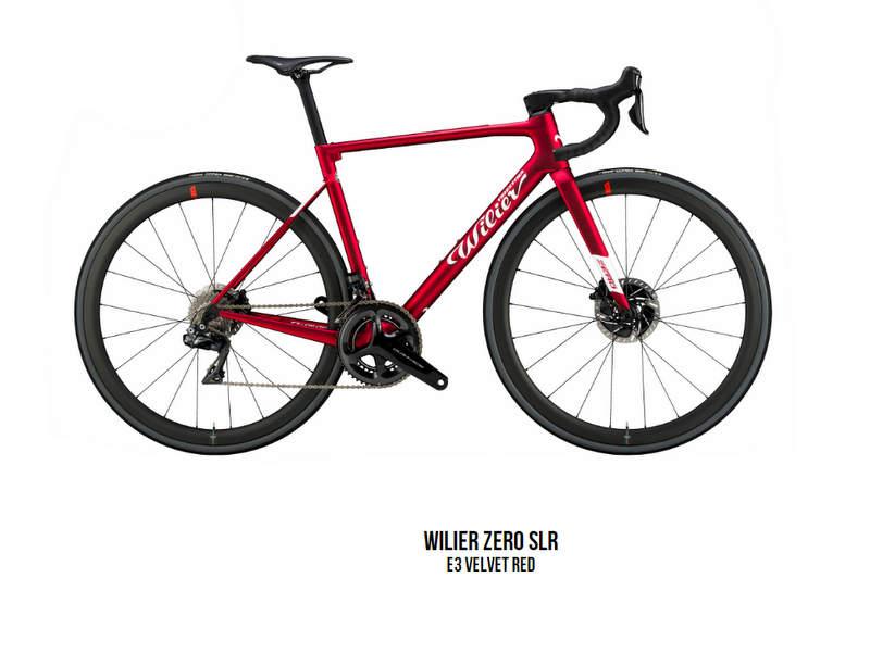 Wilierから山岳用バイクZero SLRが新登場。クライミングバイクなのにディスクブレーキ特化