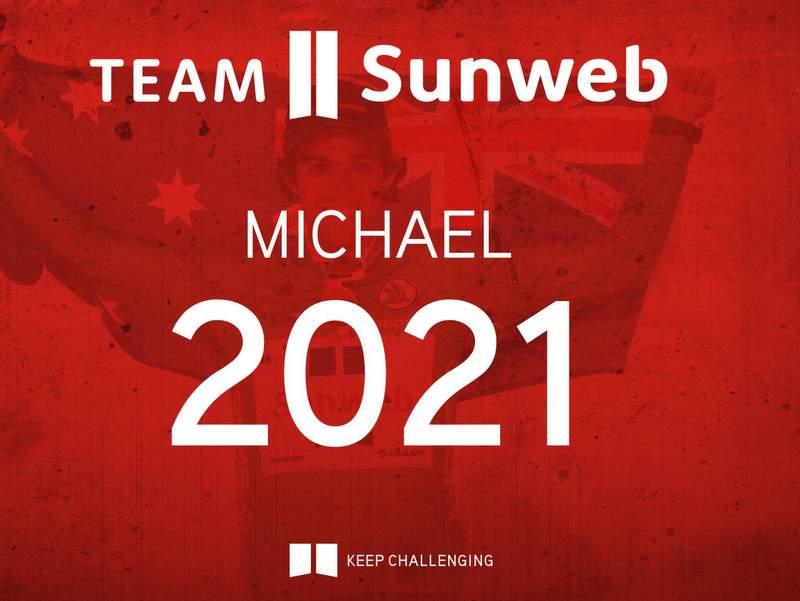 マイケル・マシューズがチームとの契約を延長。いつまで?