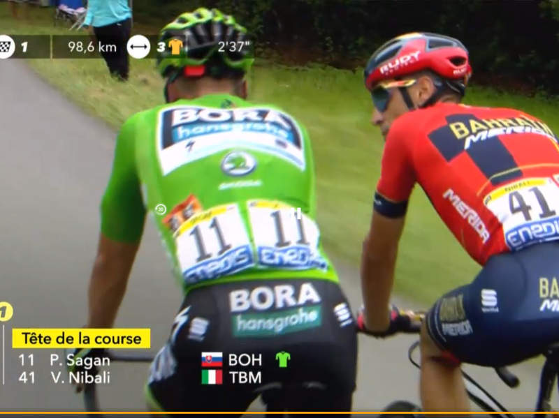 ツールドフランス第14ステージ