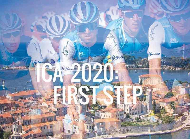 Israel Cycling AcademyのバイクがFactorへ。デ・ローザから変更。