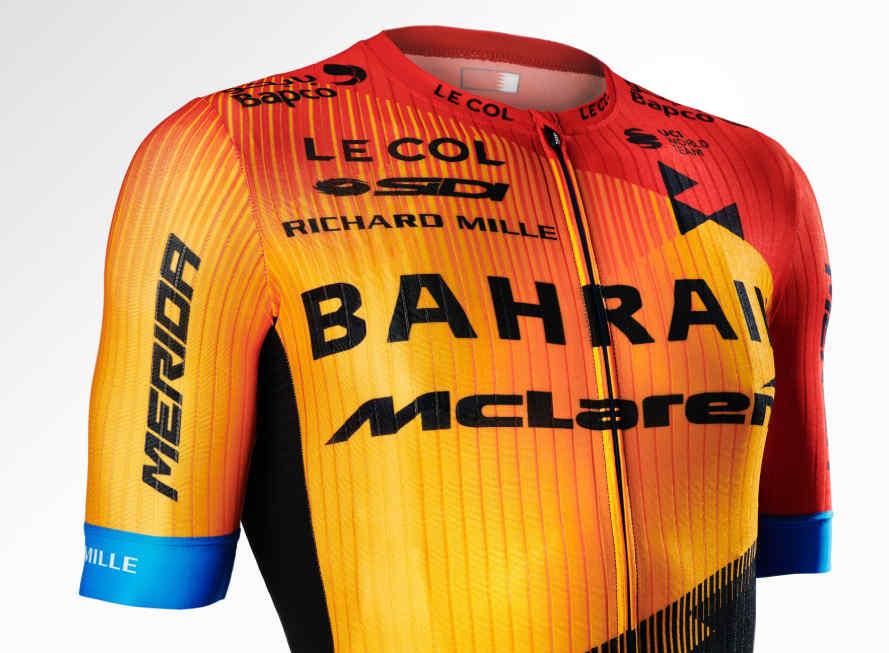 Le Colがバーレーン・マクラーレンと契約し、ワールドツアーデビュー!