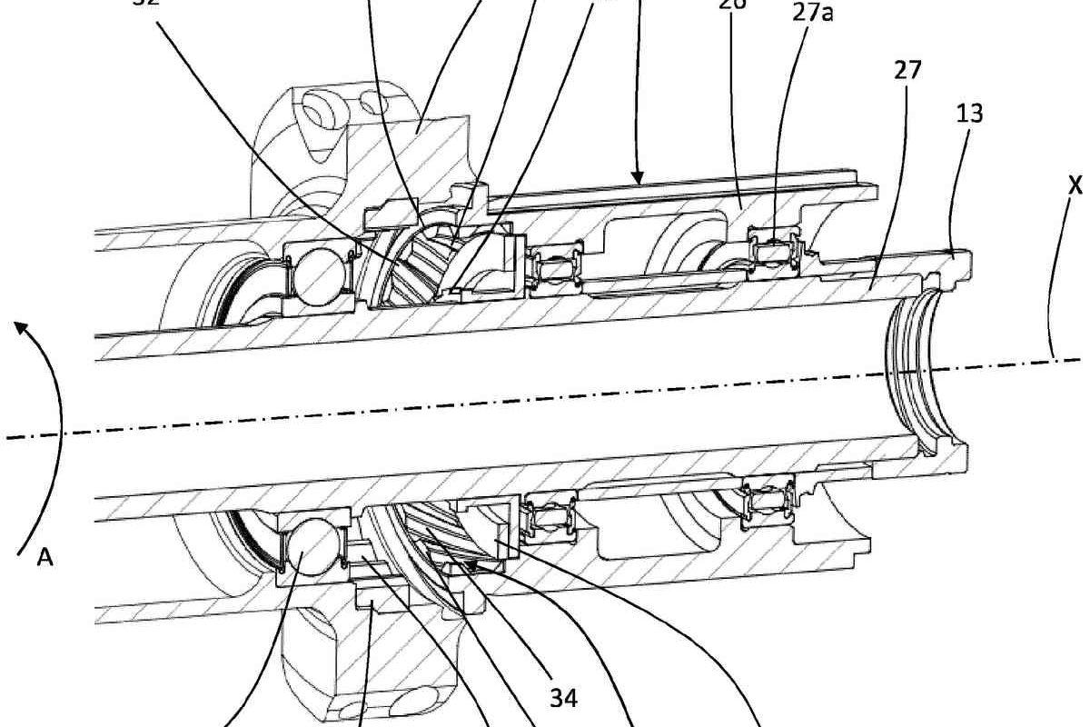 カンパニョーロの革命的フリーハブ。磁力によるラチェット構造?