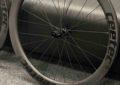 ロードバイク用カーボンホイール
