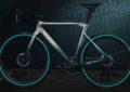 メルセデスのロードバイク