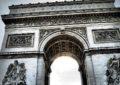 フランス凱旋門とツール・ド・フランス