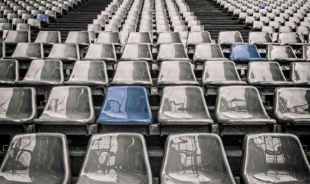 スポーツと無観客
