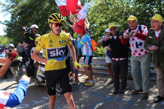 バーチャルツール・ド・フランスの詳細が発表。7月開催でフルームもベルナルも参戦。