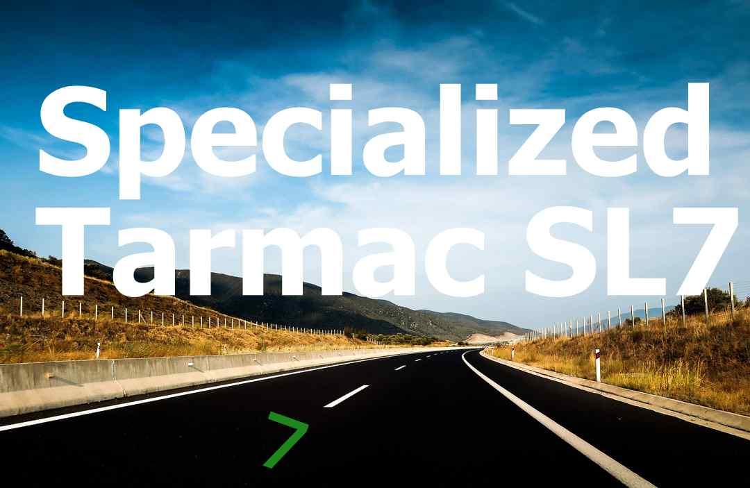 【2021モデル】Specializedの新型Tarmac SL7。カラーにグリーンが追加か。