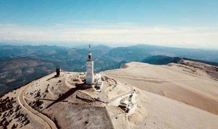 魔の山モン・ヴァントゥ(Mont Ventoux)
