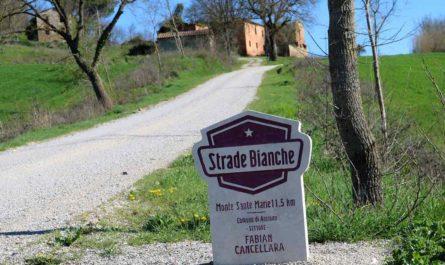 ストラーデ・ビアンケ(Strade Bianche)