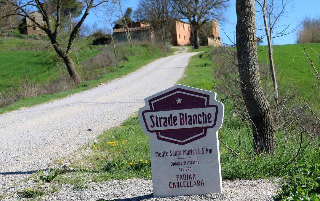 【朗報】今年のストラーデ・ビアンケも例年どおりのルートで開催予定
