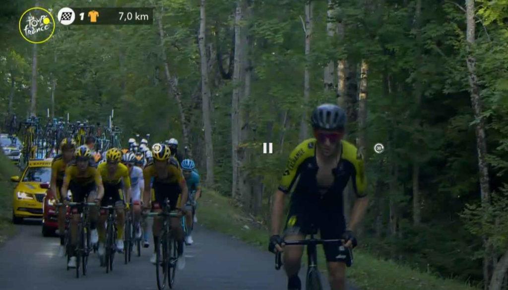 2020ツール・ド・フランス第15ステージ
