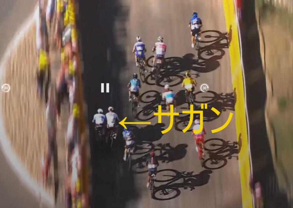 2020ツール・ド・フランス第7ステージのピーター・サガン