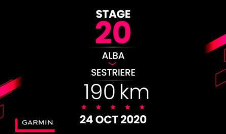 2020ジロ・デ・イタリア第20ステージ