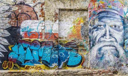 ストリートアートとロードレース