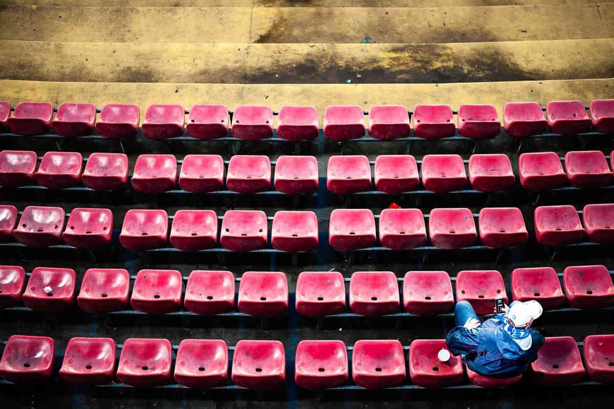 今年のロンド(フランドル)は無観客。ヘントも同様。