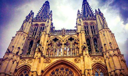 スペインのブルゴス大聖堂