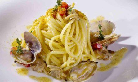 イタリア料理とパスタ