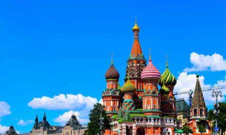 ロシア 赤の広場