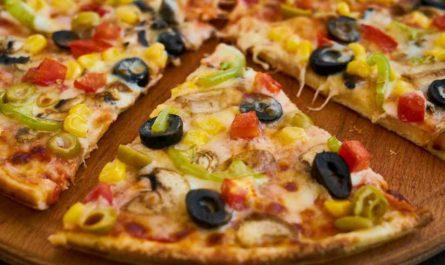 イタリアとピザ