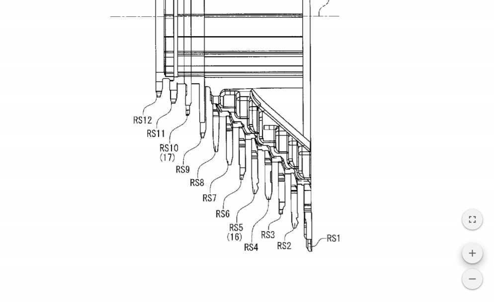 新デュラエース特許情報